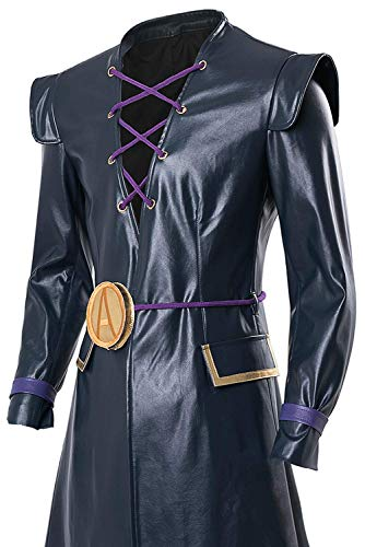 Bizarre Adventure Leone Abbacchio Risotto Nero Halloween Coat look'