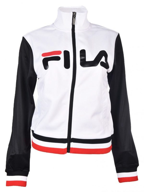 Fila Men Leather Jacket