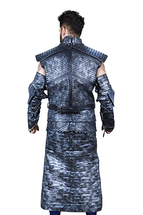 Game Of Thrones The Night's King White Walker Costume back