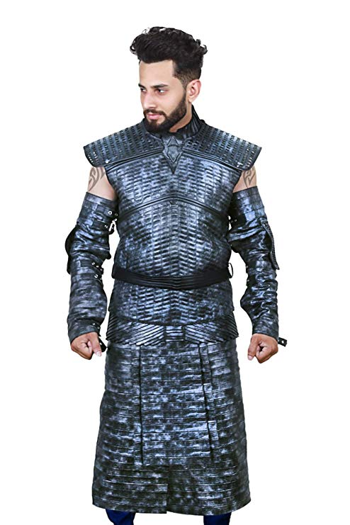 Game Of Thrones The Night's King White Walker Costume front
