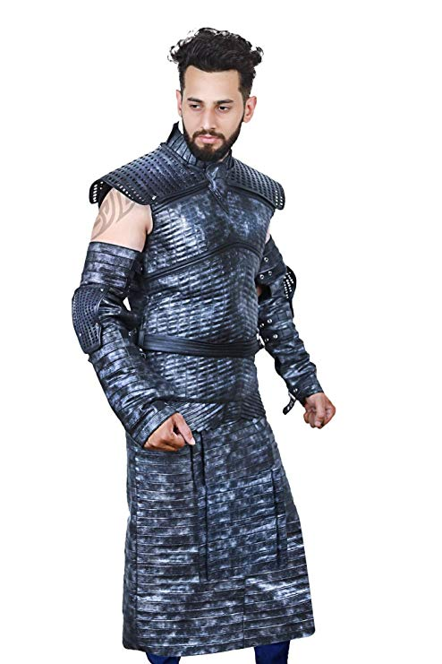 Game Of Thrones The Night's King White Walker Costume side