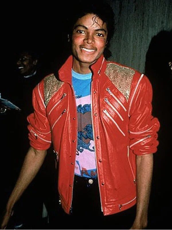 Michael Jackson Beat It Leather Jackets