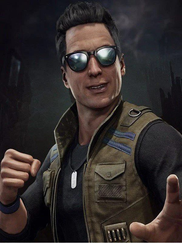Mortal Kombat 11 Johnny Cage Vests