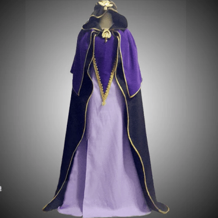 Night Servant Caster Fate Stay Cosplay Coat