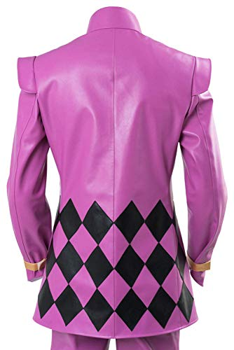 Outfit Giorno Giovanna Pink Suit Jacket back