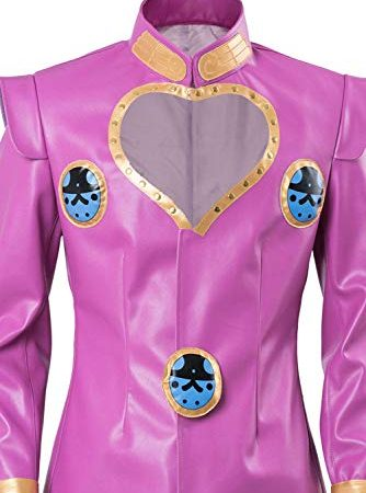 Outfit Giorno Giovanna Pink Suit Jacket front