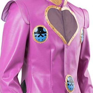 Outfit Giorno Giovanna Pink Suit Jacket side
