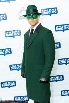 Seth Rogen Green Hornet Trench Coat