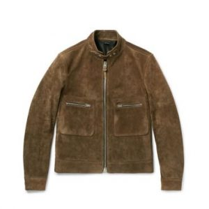 Tom Ford Suede Leather Jacket