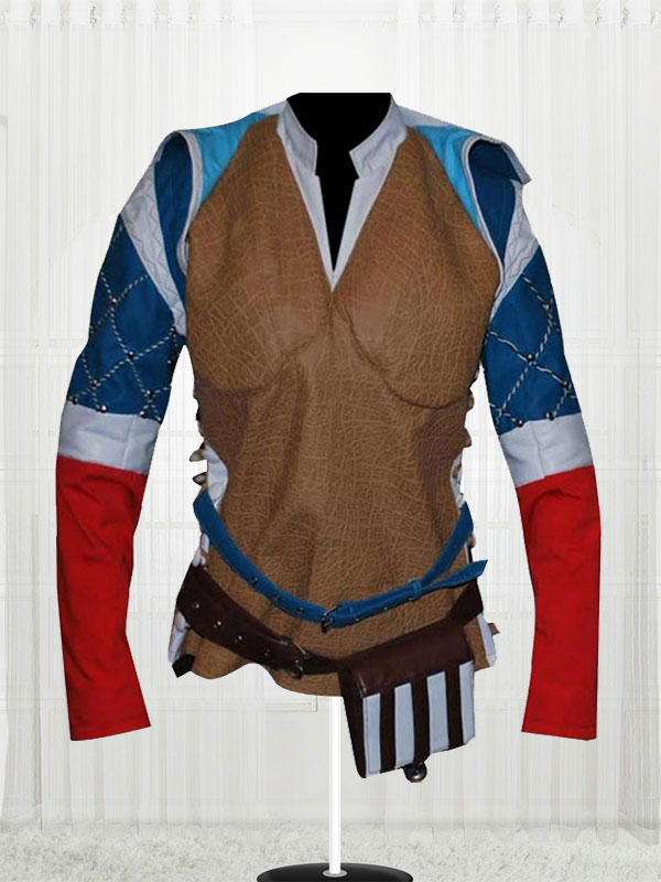 Triss Merigold Witcher 3 Wild Hunt Jacket
