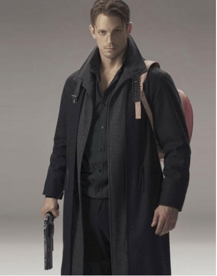 Altered Carbon Takeshi Kovacs Long Trench Coat