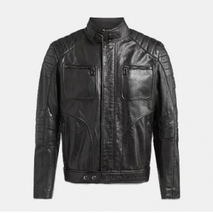 Belstaff Weybridge Leather Jacket