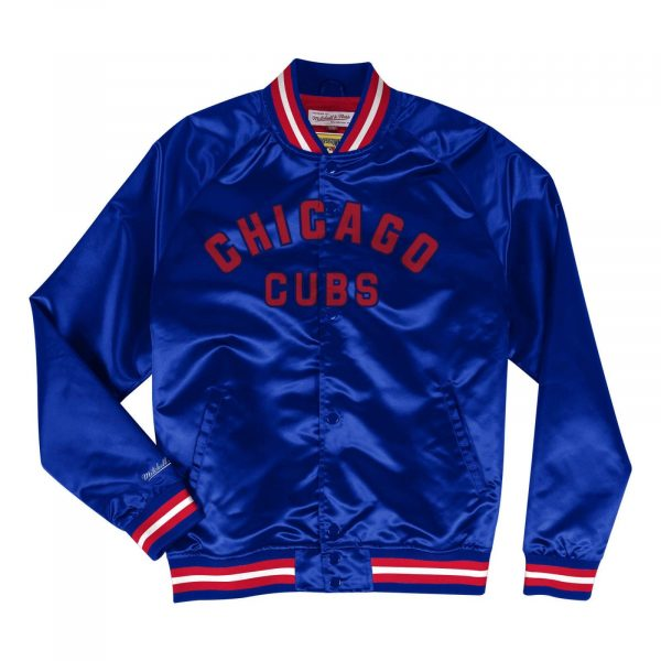 Chicago Cubs Jacket Baseball Varsity Jacket