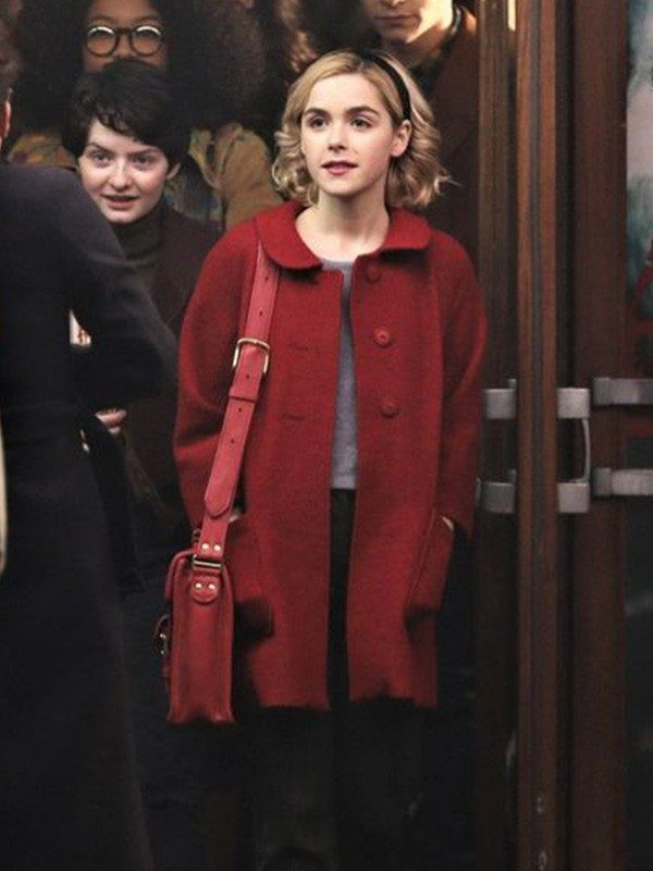 Chilling Adventures Of Sabrina Red Coats