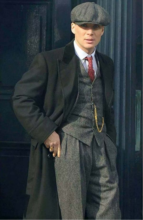 Cillian Murphy Peaky Blinders Thomas Shelby Coat