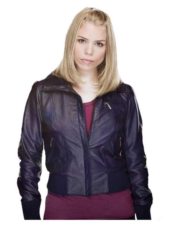 Doctor Who Rose Tyler Leather Jackets