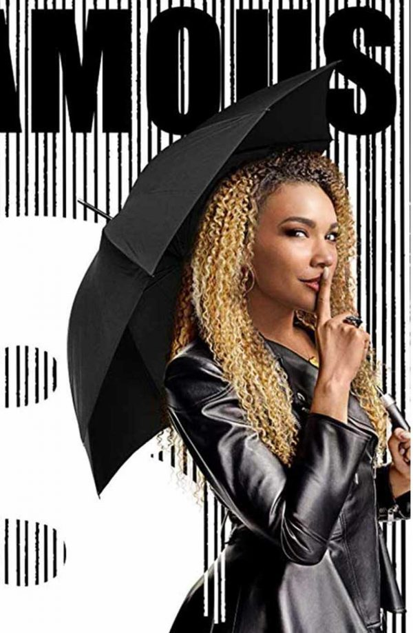 Emmy Raver Lampman The Umbrella Academy Allisons Jacket