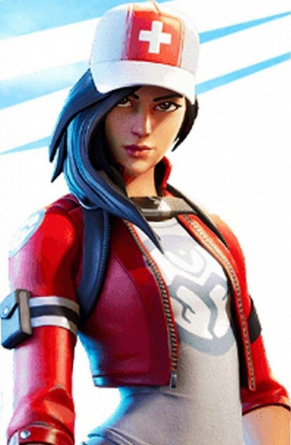 Fortnite Red Chapter 2 Leather Jackets