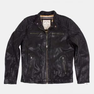 Iron & Resin Elsinore Leather Jacket