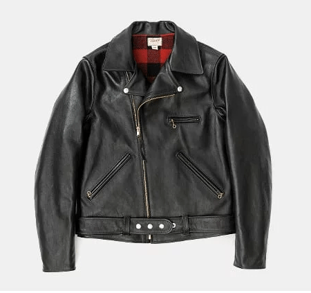 The Real McCoy's JH-1 Horsehide Leather Jacket