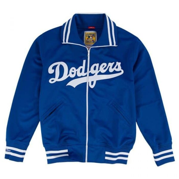 Vintage Los Angeles Dodgers Blue Jacket