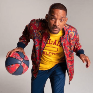 Will Smith X Fresh Prince Bel-Air Athletics Varsity jackit