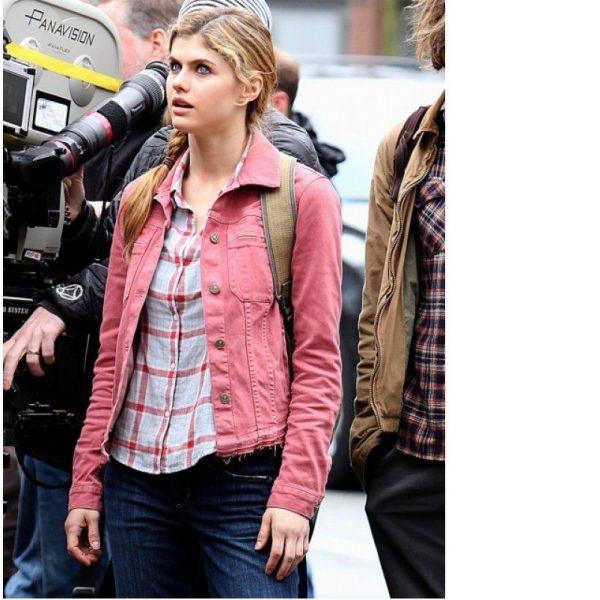 Alexandra Daddario Sea Of Monster Percy Jackson Jackets