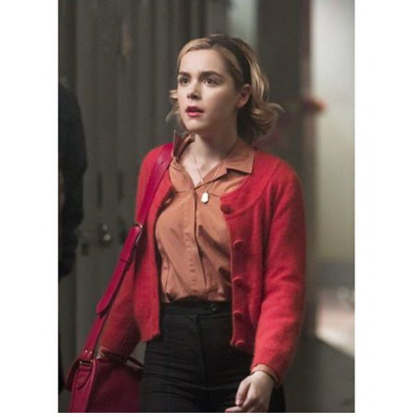 Chilling Adventures Of Sabrina Kiernan Shipka Jacket