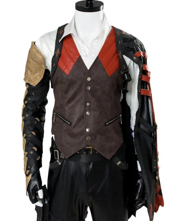 Code Vein Louis Rui Cosplay Vest