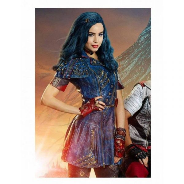 Evie Descendants 2 Sofia Carson Jacket