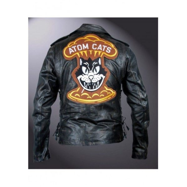 Fallout 4 Atom Cats Leather Jackets