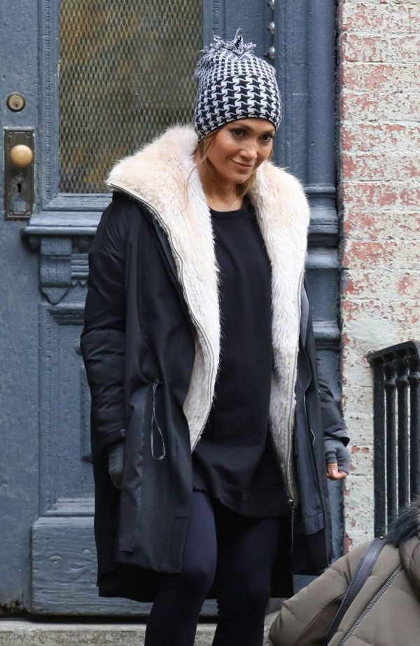 Jennifer Lopez Second Act Fur Coats