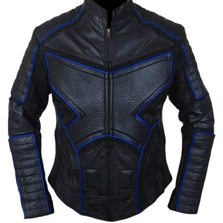 Men's Fashion X2 X-Men United Leather Jacket
