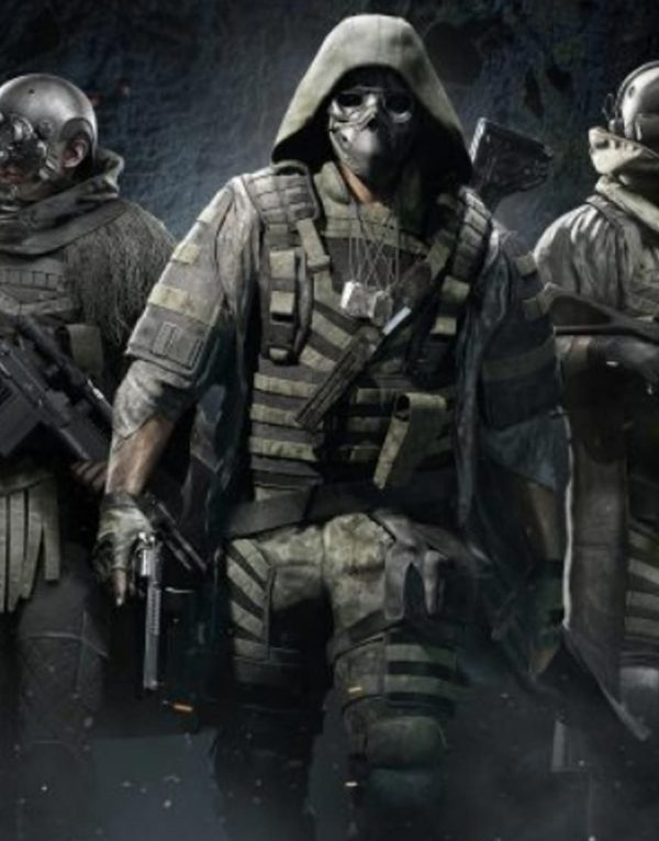 Tom Clancys Ghost Recon Breakpoint Hoodie Vest