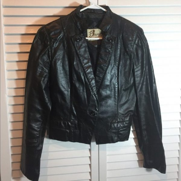 Berman's Vintage Leather Jacket