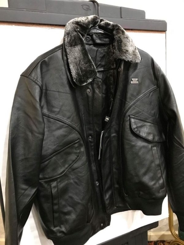 Brand New Emporio & Co. Leather Jackets