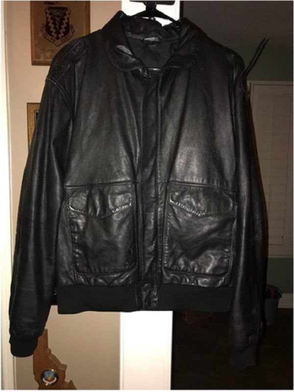 Charles Klein Authentic Leather Jacket