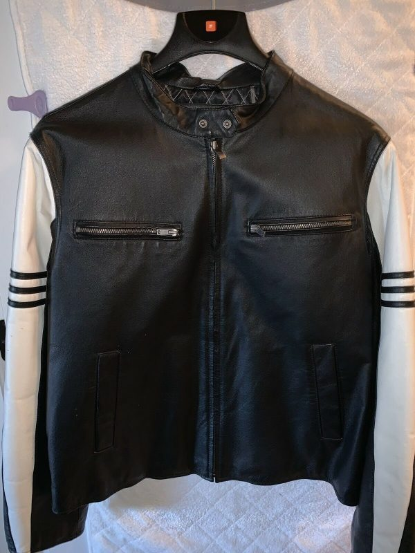 Men's Street Legal Leather Jacket