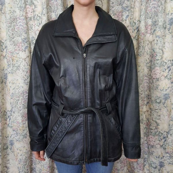 Women's JLC New York Leather Jacket