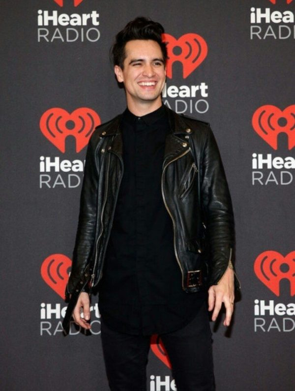 brendon urie leather jacket