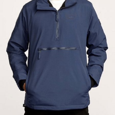 Accomplices Anorak Fleece Jacket