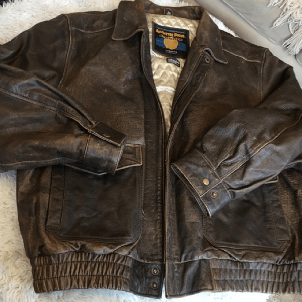 Adventure Bound Leather Jacket By Wilson