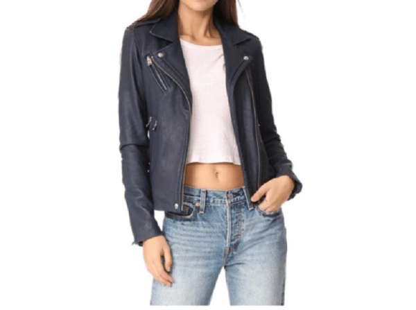 IRO Han Moto Leather Jacket