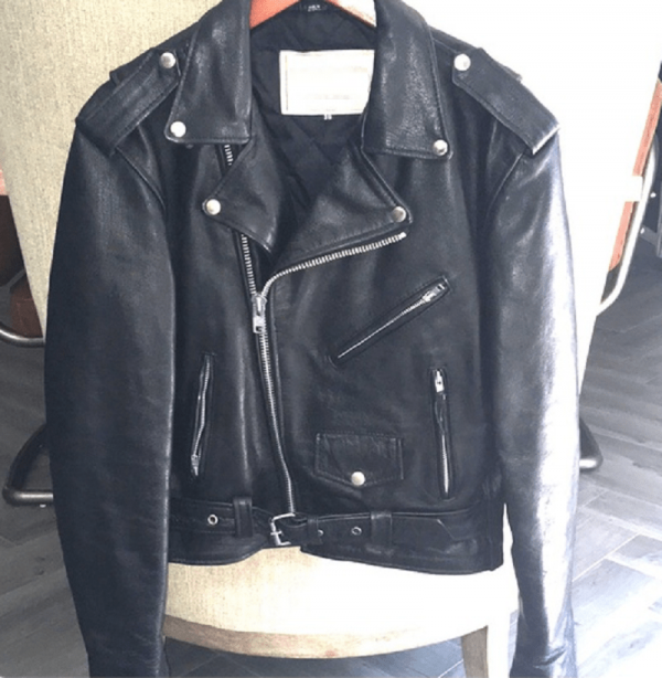 Sea Dream Leather Jacket