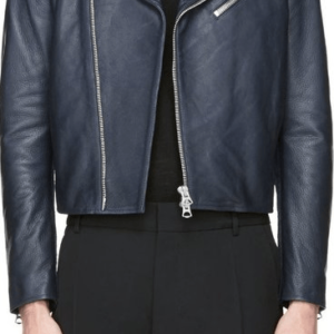 Acne Gibson Leather Jacket