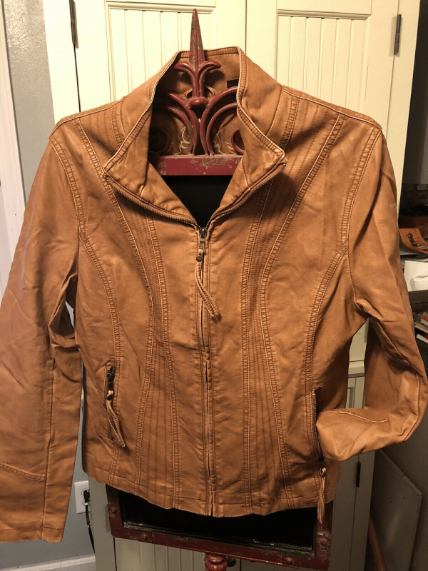 Big Chill Leather Jacket