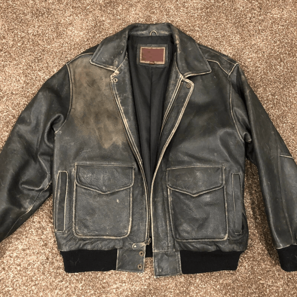 Colebrook American Classics Leather Jacket