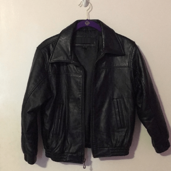 Dimension New York Leather Jacket