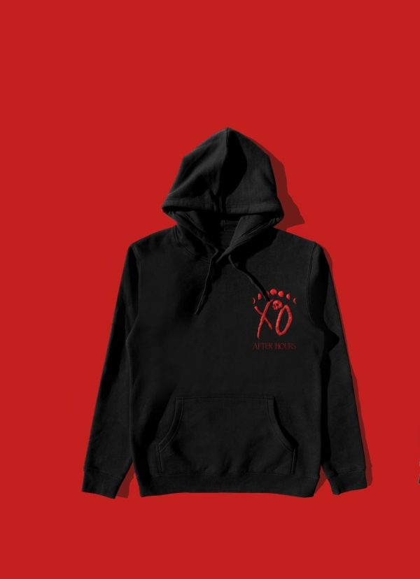 Psychotic Pullover Red Jacket
