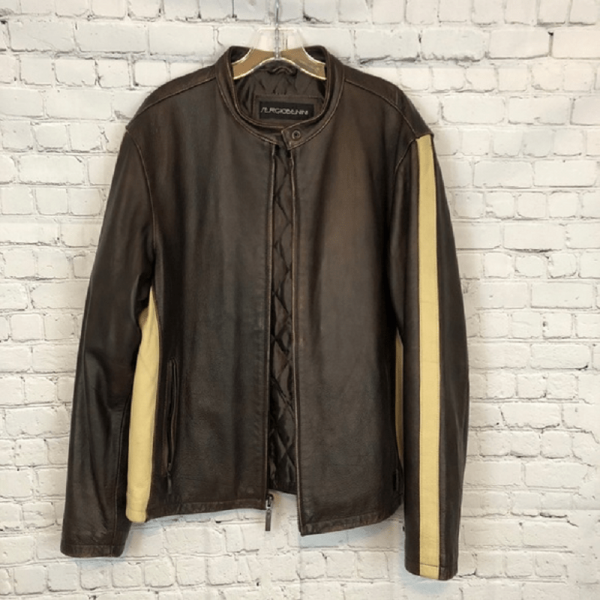 Sergio Benini Leather Jacket